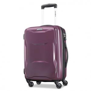 Samsonite Pivot Spinner - Luggage Puple 20''