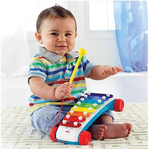 Fisher-Price 12-18个月宝宝经典益智玩具特卖 @ Amazon