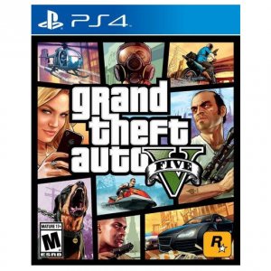 Grand Theft Auto V PlayStation 4 @ Amazon