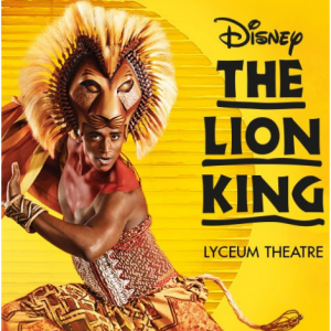The Lion King Events From $31 @Expedia