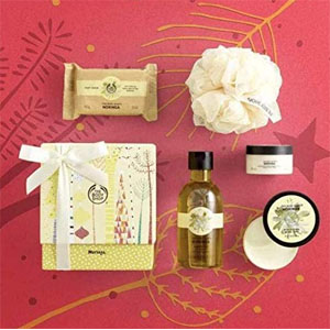 $9.68 (Was $20) For The Body Shop Moringa Festive Picks Small Gift Set @ Amazon