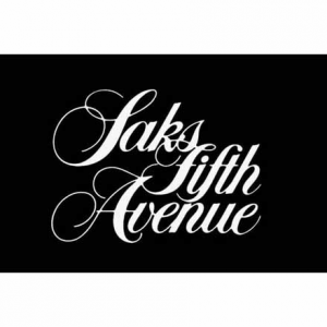 Up to $300 off entire order @Saks Fifth Avenue