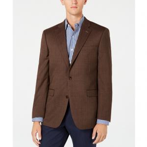 $310.07 off Tommy Hilfiger Men's Modern-Fit TH Flex Stretch Sport Coat @ Macy's
