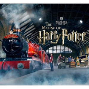 Harry Potter Studio Tour - Warner Bros. Studio Tickets @Evan Evans Tours