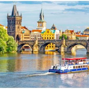 Summer Vaction - Round Trip to Prague, Czech Republic @Skyscanner