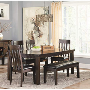 $57.68 Ashley Furniture Signature Design - Dark Brown @ Amazon