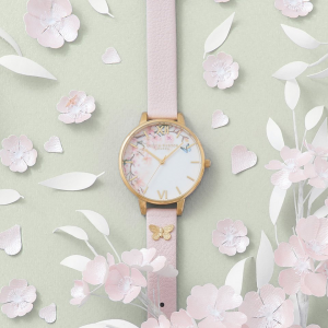 Olivia Burton Ladies Watch on sale @ Amazon