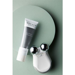 $157.61 (Was $199) For NuFACE Mini Facial Toning Device + Free NuFace Prep & Glow Cloth