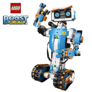 LEGO Boost Creative Toolbox 17101 Building and Coding Kit @ Amazon