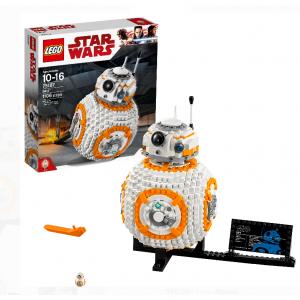 LEGO Star Wars BB-8 75187 Building Set (1,106 Pieces) @ Walmart