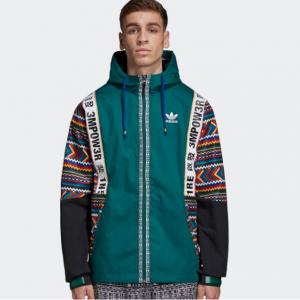 Men's Originals Pharrell Williams Shell Jacket