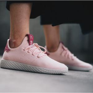 Women's Originals Pharrell Williams Tennis HU Shoes