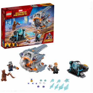 LEGO Super Heroes Thor's Weapon Quest 76102 @ Walmart