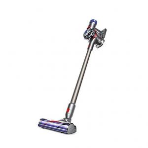 $189.99 Dyson V7 Motorhead HEPA Cordless Vacuum, Iron/Purple (Certified Refurbished) @ Amazon