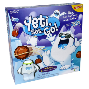 PlayMonster Yeti, Set, Go! Skill & Action Kids Game