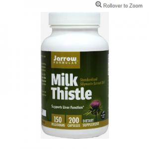 Jarrow Milk Thistle Standardized 150 mg
