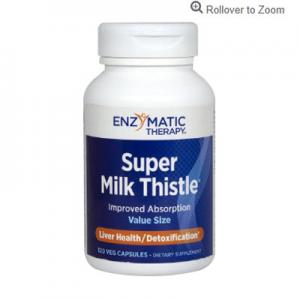 Enzymatic Therapy Super Milk Thistle® Complex