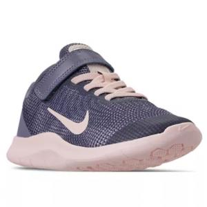 Nike Toddler Girls' Flex Run 2018 Adjustable Strap Running Sneakers from Finish Line