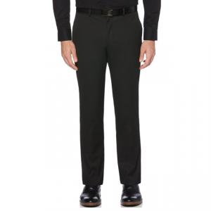 Slim Fit Textured Portfolio Dress Pant