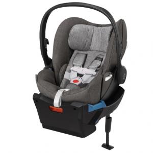 Cybex  Cloud Q Plus Rear-Facing Car Seat, Manhattan Grey