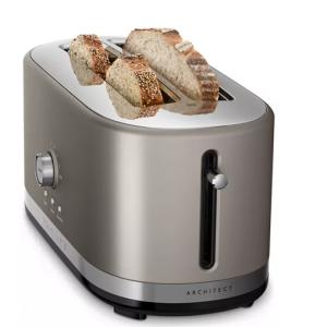 KitchenAid KMT4116 Architect® 4-Slice Long Slot Toaster