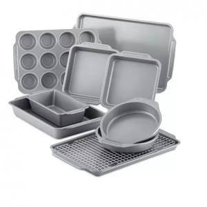 Farberware Nonstick 10-Pc. Bakeware Set