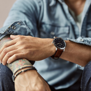 30% off men's watches, bags and accessories @ Fossil