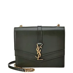 Saint Laurent medium sulpice leather shoulder bag