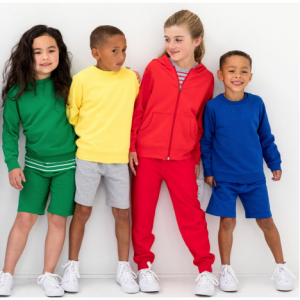 25% Off + Extra 20% Off $100, Extra 30% Off $300 Bright Basics @ Hanna Andersson