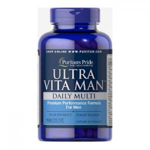 Puritan's Pride Ultra Vita Man™ Time Release