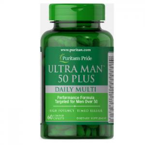 Puritan's Pride Ultra Man™ 50 Plus