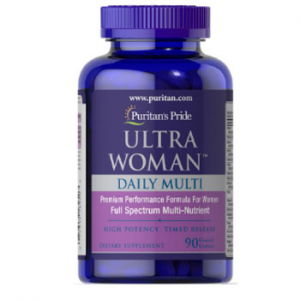 Pride Ultra Woman™ Daily Multi Timed Release