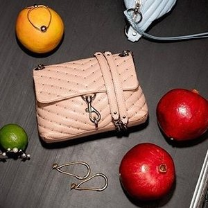 Up to 50% off + extra 25% bags sale @Rebecca Minkoff