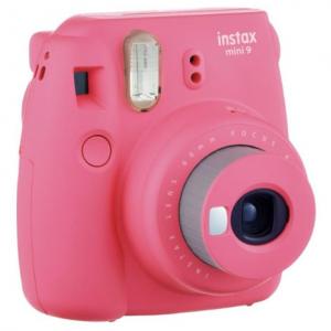 Fujifilm instax mini 9 Instant Film Camera - Flamingo Pink @ Best Buy
