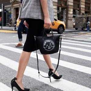NYC Paige | Mini | Black