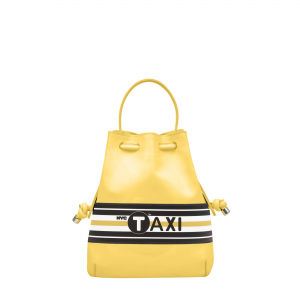 NYC Briony | Mini Backpack | Taxi