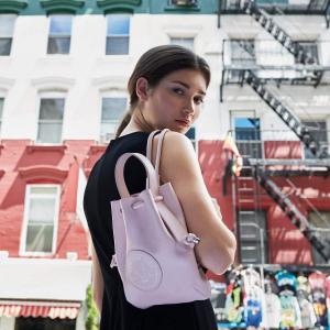 NYC Briony | Mini Backpack | Pink