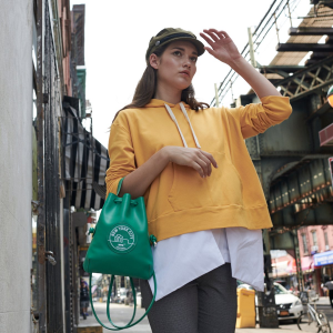 NYC Briony | Mini Backpack | Queens Green