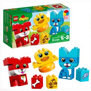 LEGO Duplo 得宝系列 适合低龄幼儿积木 @ Walmart