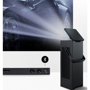 LG HU80KA 4K UHD Laser Smart Home Theater Projector @ Buydig