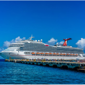 Carnival Cruise - Up to 5,000 Bonus Award Miles