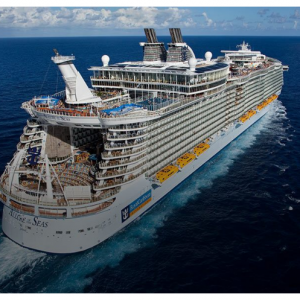 Royal Caribbean Cruises -   Up to $150 in Instant Savings+ Up to $50 to Spend on Board