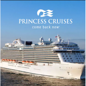 Princess Cruises - Up to $600 to spend on board