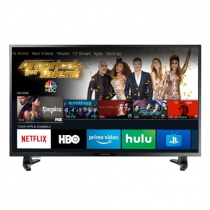 "Insignia 39"" Class LED 1080p Smart HDTV Fire TV Edition @ Best Buy"