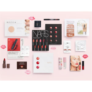 Free 13-pc. Gift With $75 Makeup Purchase @ Nordstrom