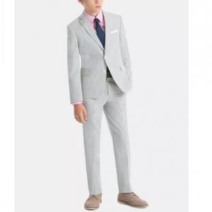 Lauren Ralph Lauren Little & Big Boys Crisp Cotton Suit Jacket & Pants Separates