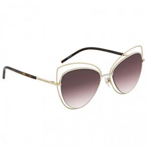 MARC JACOBS Pink Gradient Cat Eye Ladies Sunglasses