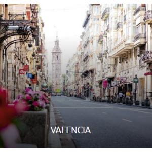 Valencia Holidays from £197 pp