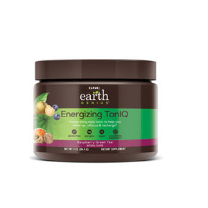 GNC EARTH GENIUS™ 覆盆子绿茶