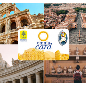 Omnia Card Pass - Free Entry And Save On Top Attractions In Rome And The Vatican City